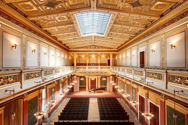 Musikverein Your Event At Musikverein
